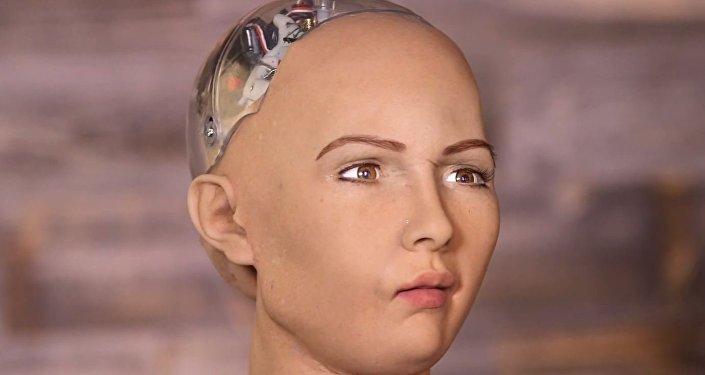 Robô Sophia