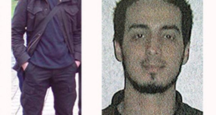 Nesta foto proporcionada pela polícia belga em 21 de março está o suspeito Najim Laachraoui