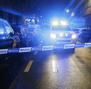 Polícia belga se prepara para a operação do final de semana na comuna Schaerbeek