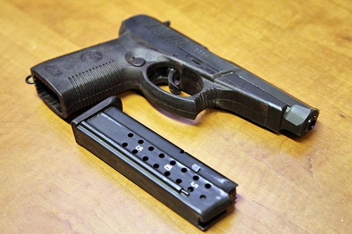 Pistola de Serdyukov