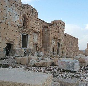 Ruínas de Palmira, Síria