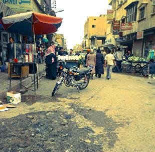 Raqqa, capital do Estado Islâmico