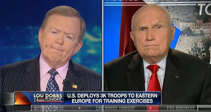 Bob Scales na Fox News
