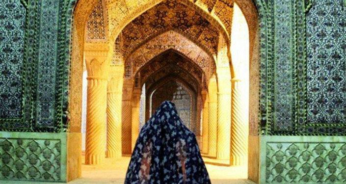 Cidadã italiana Angela Corrias no Irã
