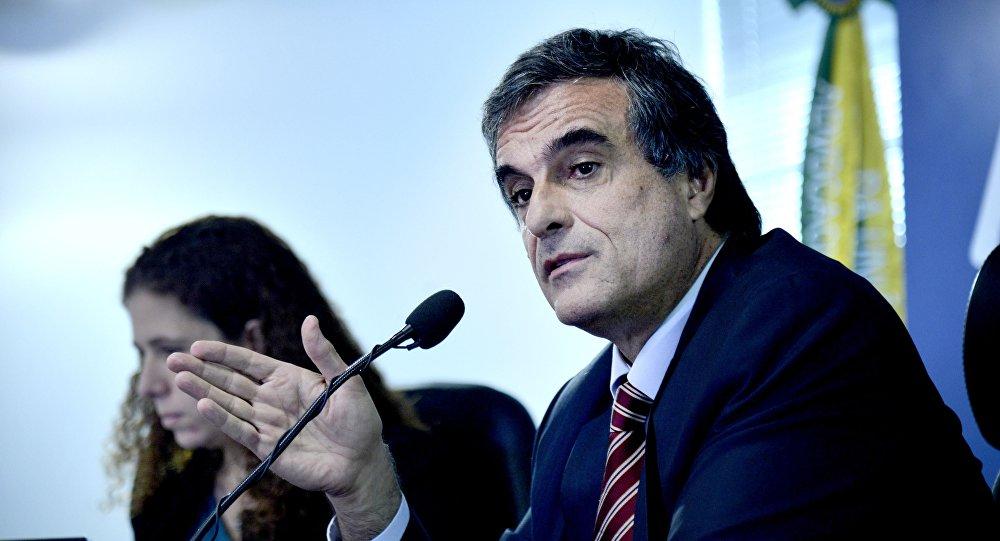 Advogado-geral da União, José Eduardo Cardozo