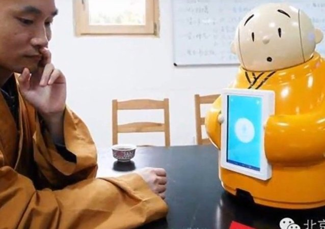 Xianer, primeiro robô-monge