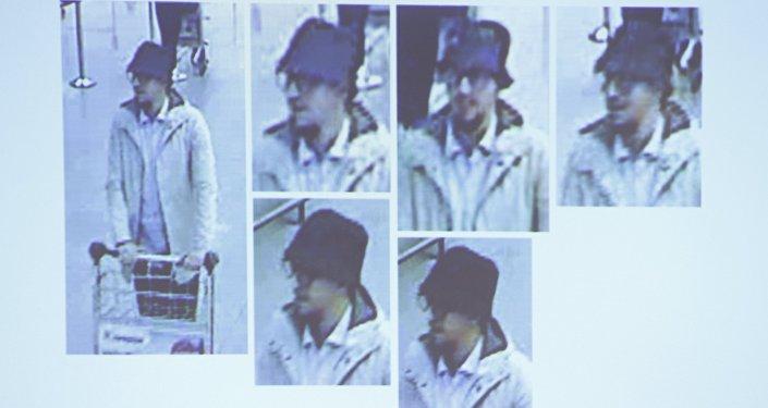 Suspeito do ataque ao aeroporto de Bruxelas