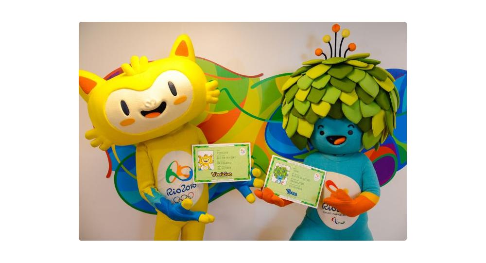 Mascotes Rio-2016.