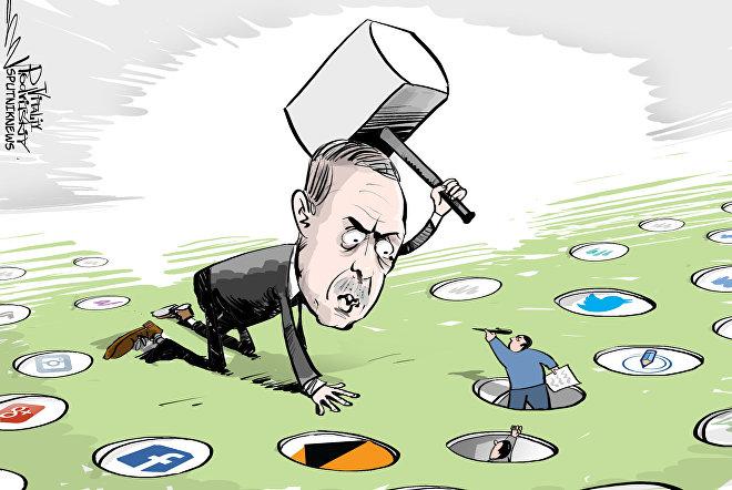 Erdogan esmaga liberdade de imprensa