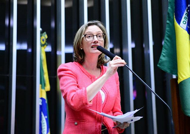 Deputada Maria do Rosário (PT-RS)