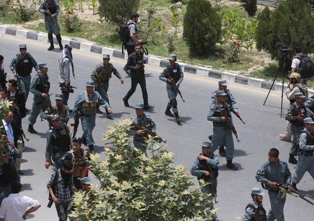 Forças de segurança do Afeganistão