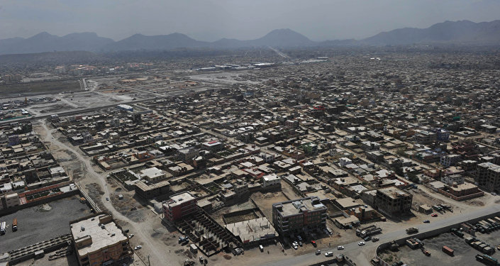 Kabul, capital do Afeganistão