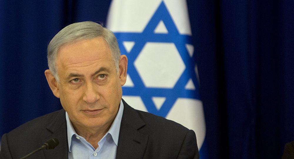 O primeiro-ministro israelense, Benjamin Netanyahu