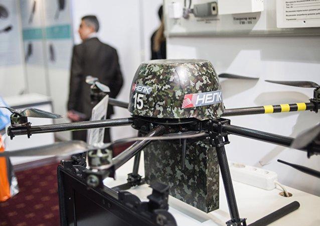 O octocopter NELK