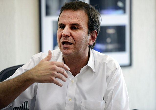 Prefeito do Rio de Janeiro, Eduardo Paes