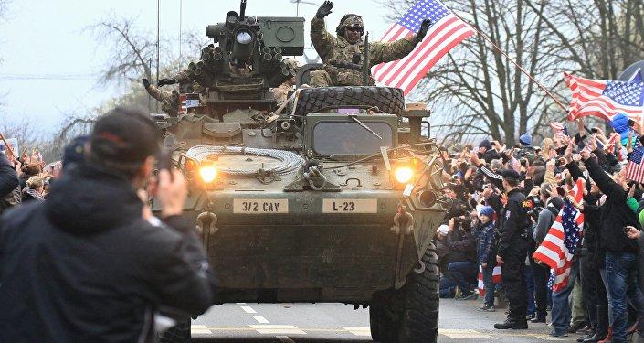Forças Armadas dos EUA