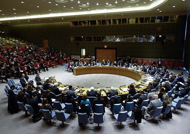 Integrantes do Conselho de Segurança da ONU
