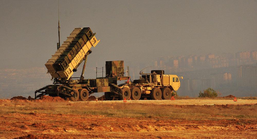 Sistema de mísseis Patriot