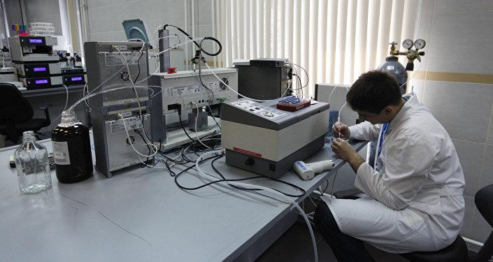 Funcionário do laboratório de Moscou credenciado pela WADA