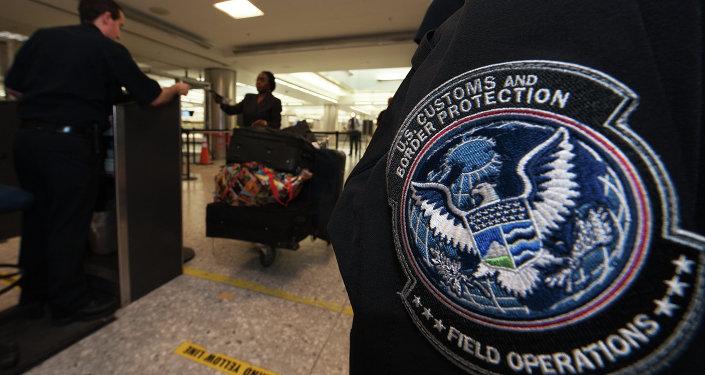 Serviço de alfândega e proteção das fronteiras dos Estados Unidos