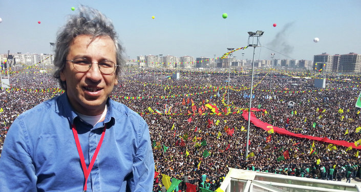 jornalista turco Can Dundar