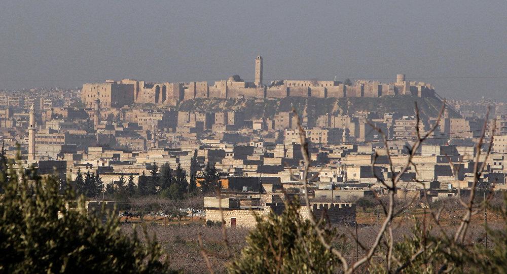 Aleppo, Síria