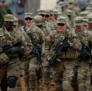 Militares das Forças Armadas dos EUA