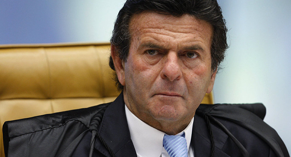 Ministro do Supremo Tribunal Federal (STF), Luiz Fux