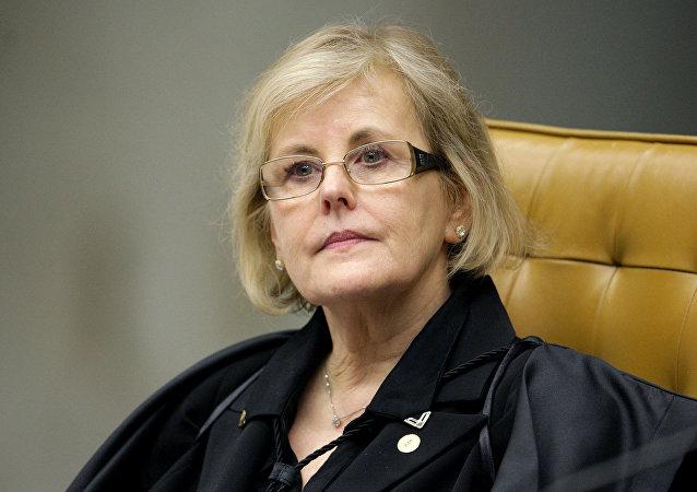 Ministra do STF, Rosa Weber