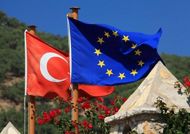 Ancara vive momento de forte tensão com países-membros do bloco europeu