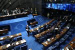 Senado discute impeachment de Dilma