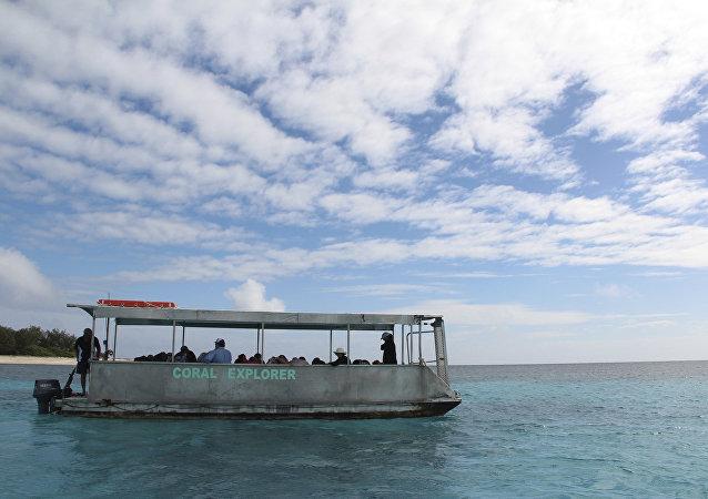 Ilha de Lady Musgrave, Austrália