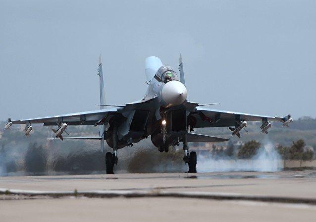 Força Aeroespacial russa na Síria