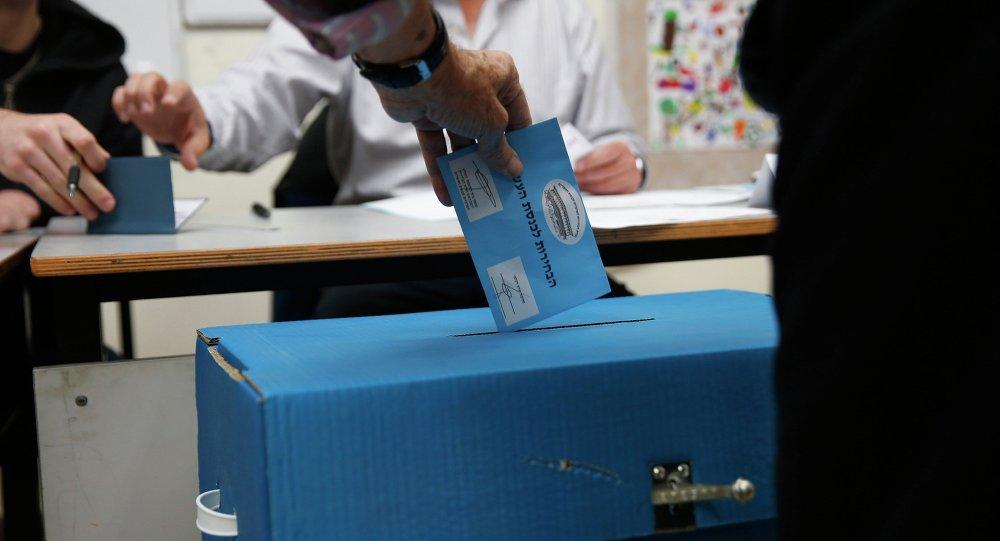 Eleições em Israel