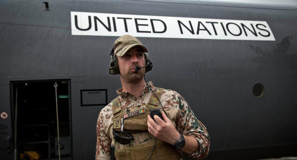 Forças de Manutenção da Paz da ONU em Gao, Mali