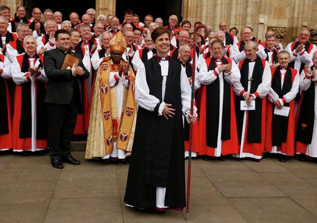 Libby Lane, bispa da Igreja da Inglaterra