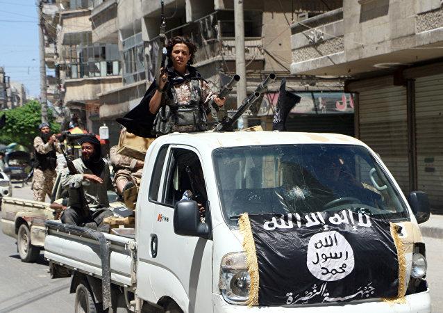 Militantes da Frente al-Nusra