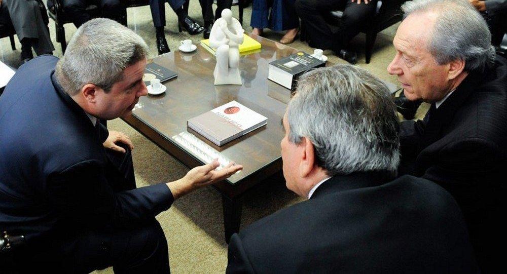 Ricardo Lira, Antonio Anastasia terão reunião administrativa com Ricardo Lewandowski