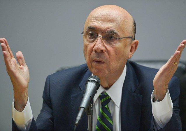 Henrique Meirelles, ex-ministro da Fazenda e pré-candidato à Presidência da República