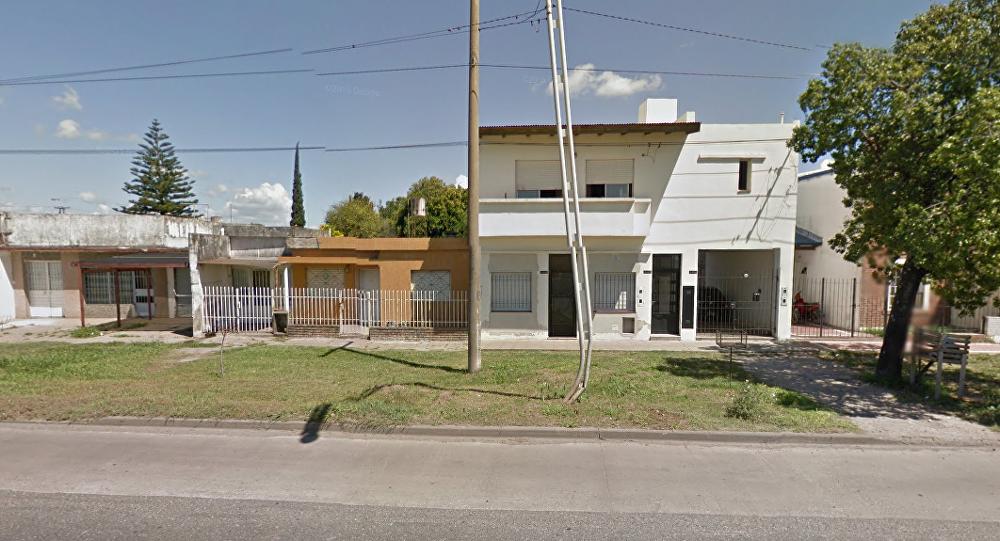 A casa em que morava Libertad e cuidava de Benito