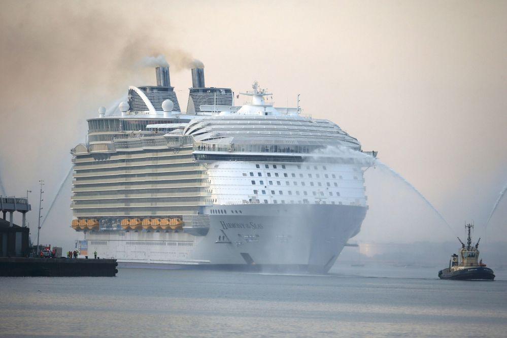 Harmony of the Seas, o maior cruzeiro do mundo
