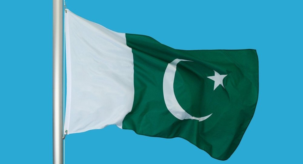 Flag of the Islamic Republic of Pakistan