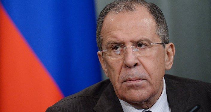 Ministro das Relações Exteriores, Sergei Lavrov