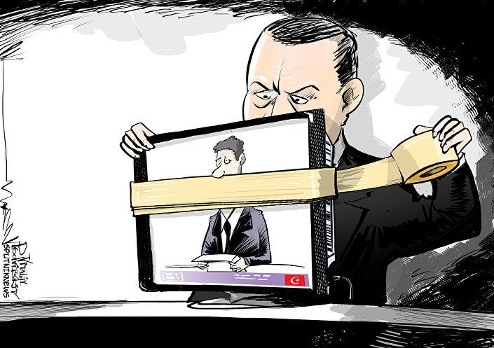 Liberdade da imprensa na Turquia