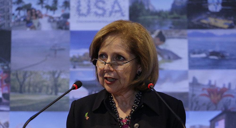 Liliana Ayalde, ex-embaixadora dos EUA no Brasil