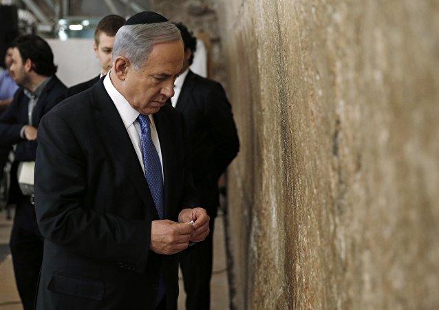 Benjamin Netanyahu, primeiro-ministro de Israel