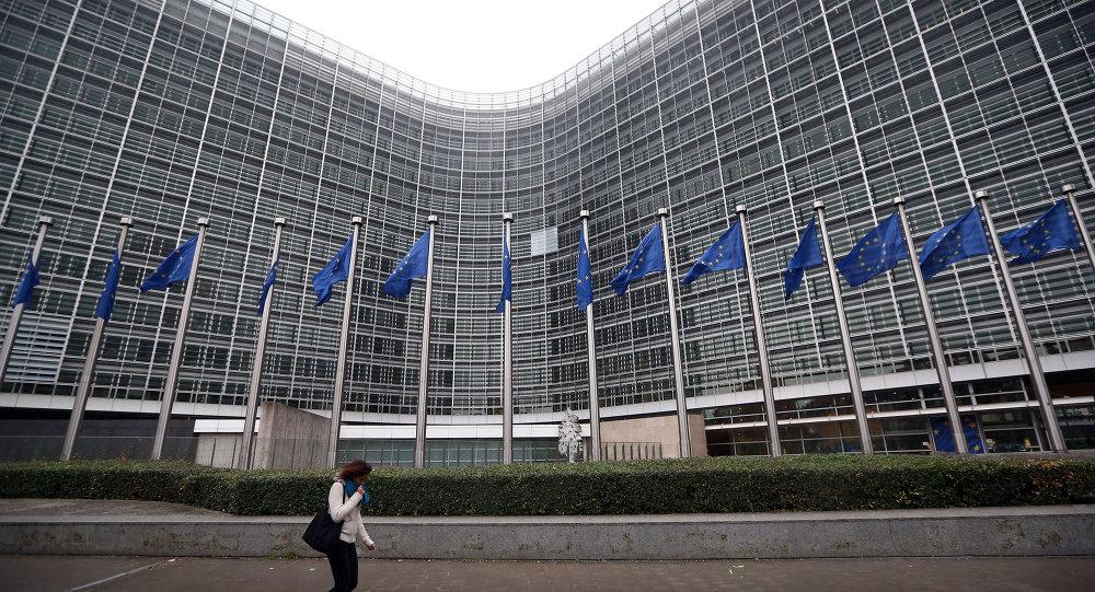 Sede da Comissão Europeia em Bruxelas