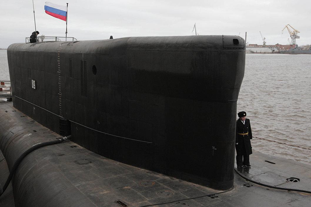 Submarino nuclear Alexander Nevsky