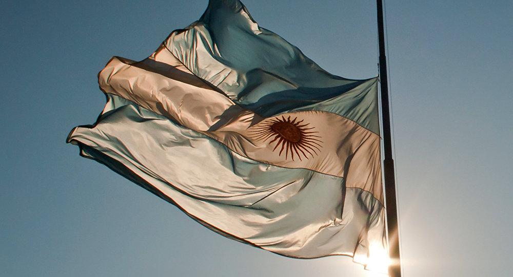 Bandera da Argentina