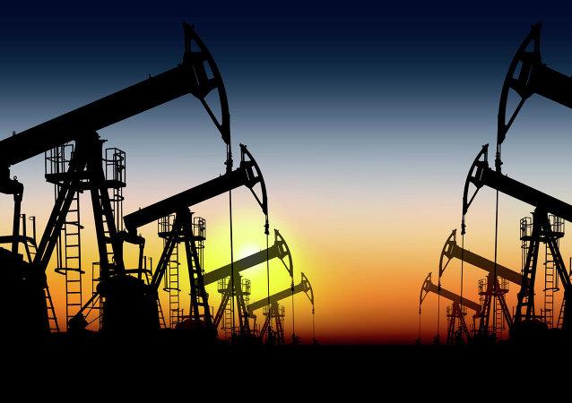 Extrção de de petróleo